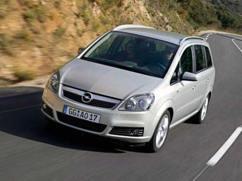 Компактные подержанные фургоны - стоит ли того Ford C-MAX и Opel Zafira?
