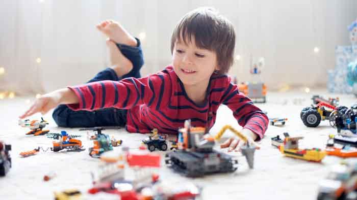 Какие кубики LEGO купить ребенку?