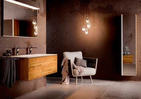 Мебель для ванных комнат в современной интерпретации