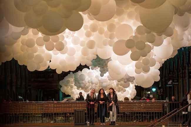 Воздушные шары для корпоративных мероприятий и личного праздника