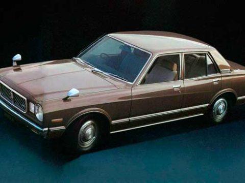 Toyota Corona - машина с неудачным названием